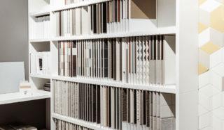 FagFlis Arkitektshowroom Mutina kolleksjon