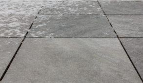Utefliser tåler frost