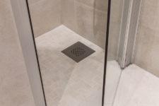 Viva Cemento White 60x60. Mosaikk 5x5 cm.
