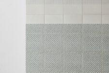 Mutina tape inspirasjon, fliser med mønster.