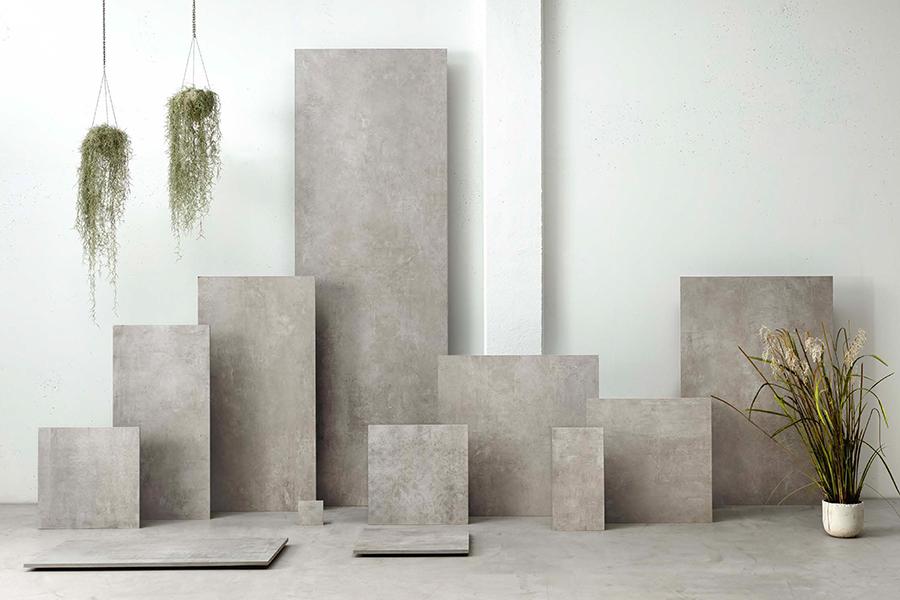 Store fliser i høy kvalitet, egnet for gulv og vegg