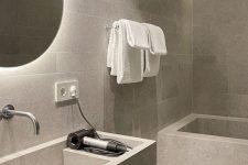 Hotell 1904 Baderom 4 med badekar Kronos