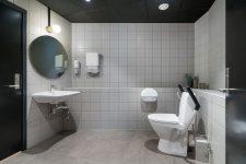 Magnum vinbar Bodø HC toalett