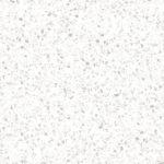 Keramisk terrazzoflis med ultra hvit bunnfarge fra Self