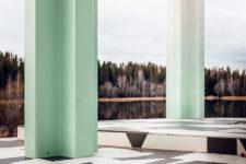 Nordbytjernet kunst 5 paviljong - Pavigres