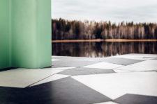 Nordbytjernet kunst 6 paviljong - Pavigres