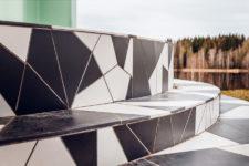 Nordbytjernet kunst 7 paviljong - Pavigres