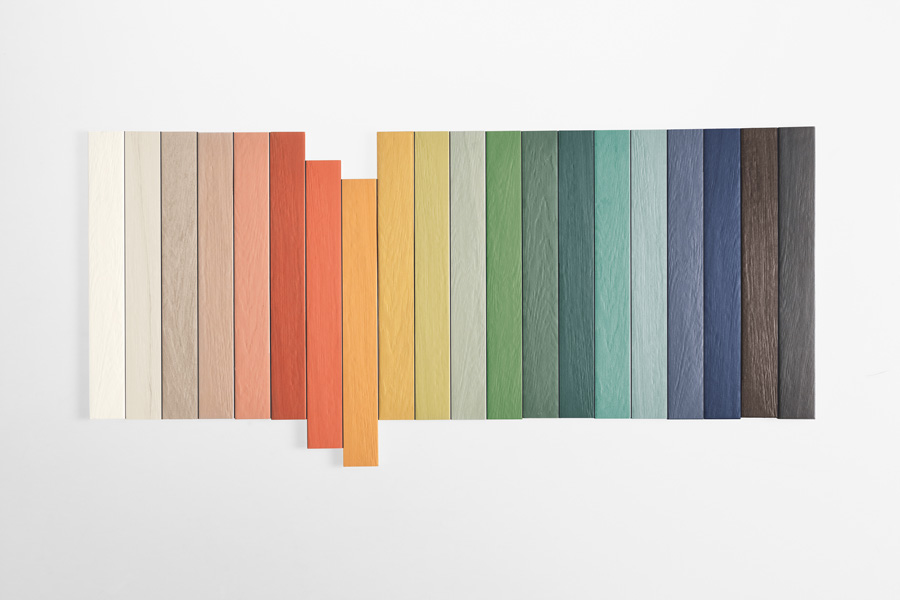 Alle fargene i serien 41zero42 Technicolor
