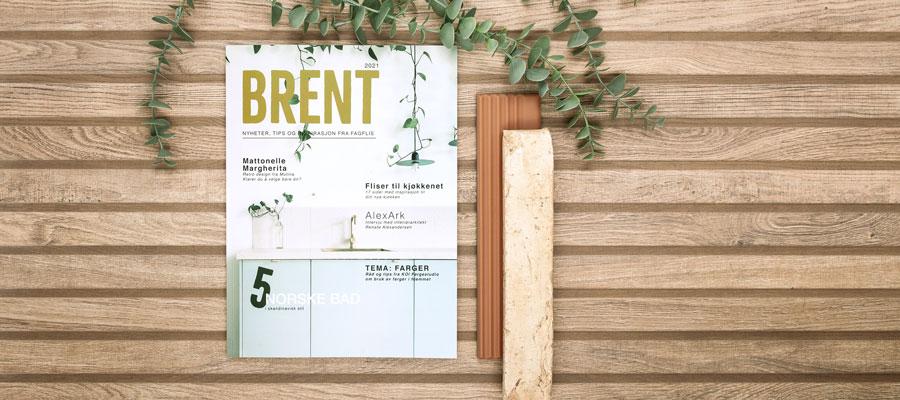 Brent 2021 - Nyheter, tips og inspirasjon til hele hjemmet