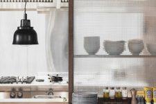 Laboratoriet kjøkken Radius design